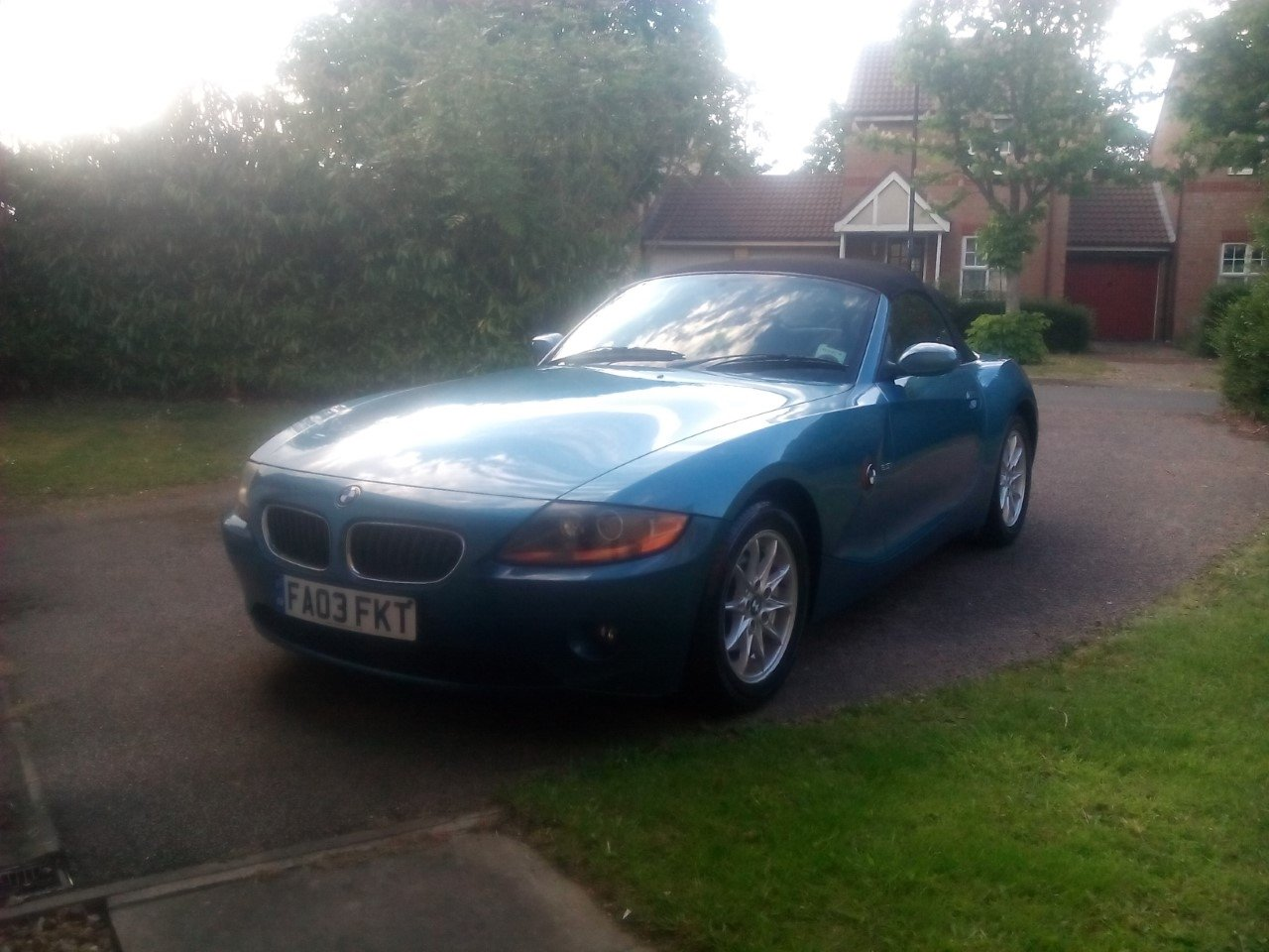 BMW Z4 2.5I Roadster 2003  For Sale (picture 6 of 6)