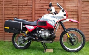 1993 Bmw R100GS pd