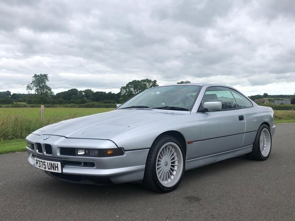 1996 BMW 840 Ci Automatic SOLD (picture 1 of 6)