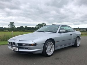 1996 BMW 840 Ci Automatic SOLD