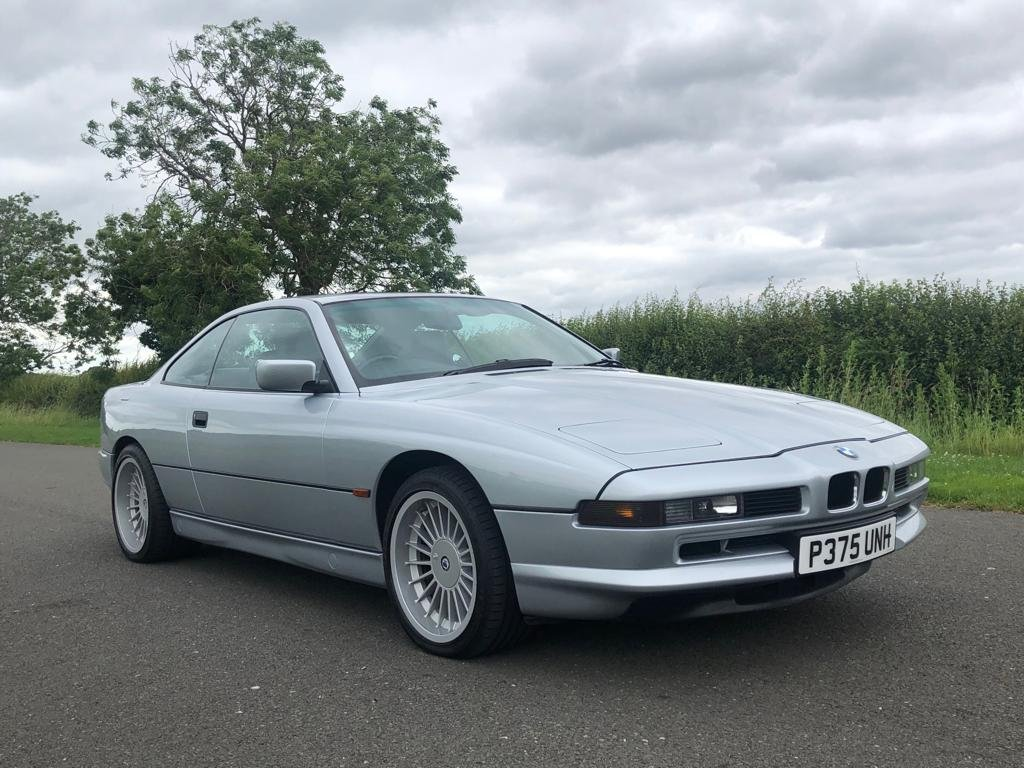 1996 BMW 840 Ci Automatic SOLD (picture 3 of 6)
