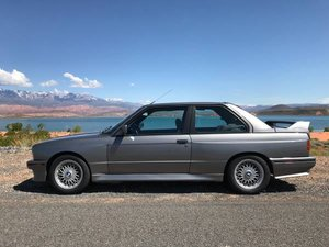 Picture of 1987 BMW E30 M3 = clean Silver(~)Grey Correct driver $40.9k For Sale