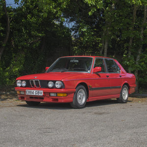 1988 BMW E28 M tech 40k miles ONLY For Sale