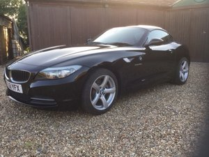 2011 BMW Z4 SDRIVE 3.0 Automatic Only 18500 Miles! SOLD