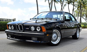 1988 BMW M6 = clean Black(~)Grey 5 speed BBS  $36.5k For Sale
