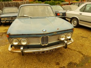 1967 bmw neue klasse For Sale