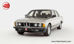 1987 BMW E23 745i Turbo /// RARE /// 70k Miles For Sale