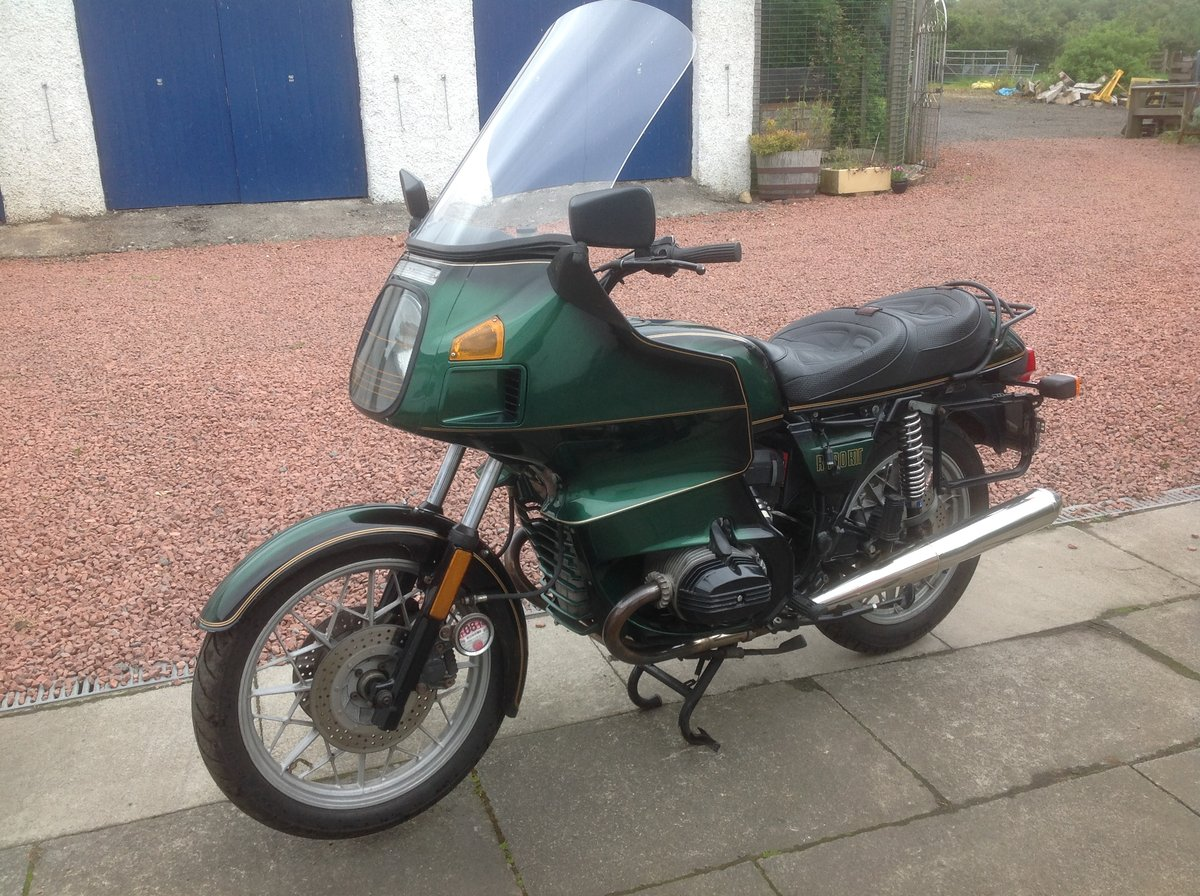 1981 BMW R100RT For Sale (picture 1 of 6)