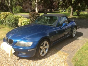2001 BMW Z3 1.9 Convertable For Sale