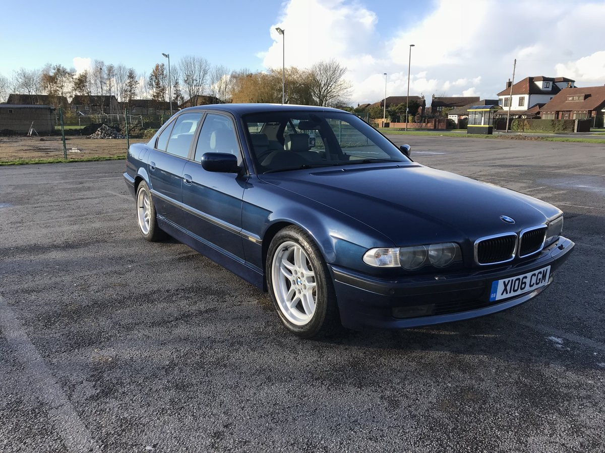 2000 BMW 735i (E38) - 7 Series M Sport For Sale (picture 1 of 6)