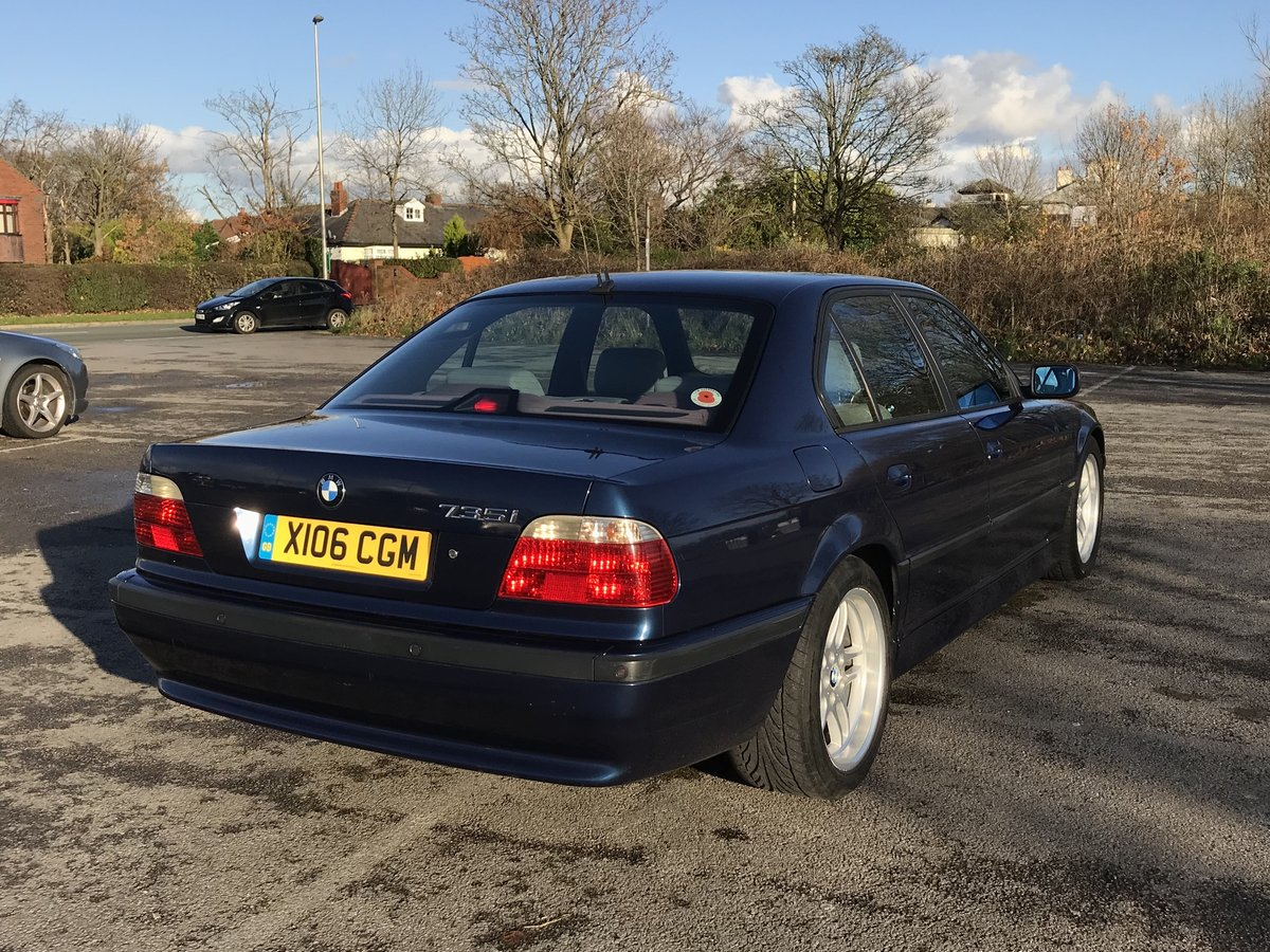 2000 BMW 735i (E38) - 7 Series M Sport For Sale (picture 3 of 6)
