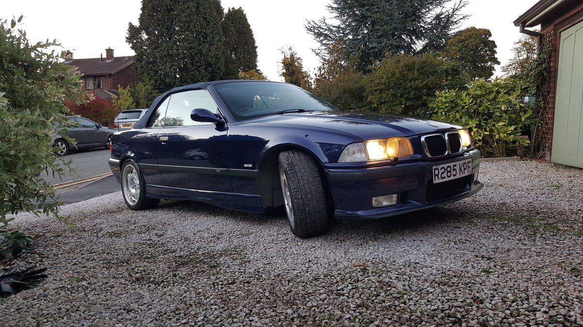 1998 BMW M3 Evo Cabriolet For Sale (picture 4 of 5)