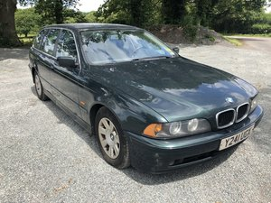 1900 BMW E39 520 diesel touring LHD SOLD