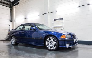 1994 BMW E36 M3 39,600 miles just £18,000 - £22,000 For Sale by Auction