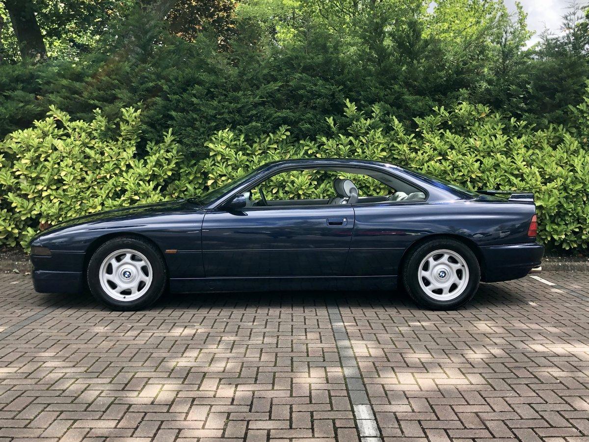 1993 BMW 8 SERIES 850CI // AUTO // V12 // 5.0L // 295 BHP // RARE For Sale (picture 2 of 6)