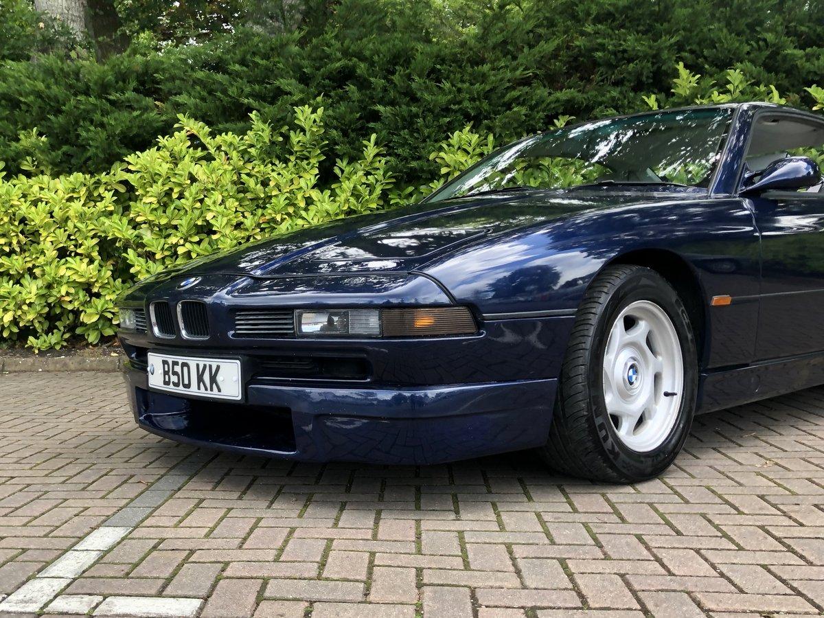 1993 BMW 8 SERIES 850CI // AUTO // V12 // 5.0L // 295 BHP // RARE For Sale (picture 6 of 6)