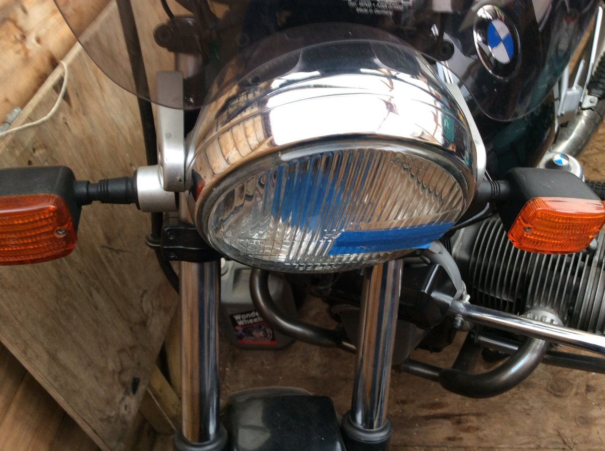 1992 Bmw R100r Classic SOLD (picture 6 of 6)
