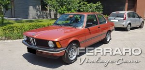 1982 Bmw Serie 3 316 Coupé E21 For Sale