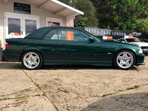 1998 BMW M3 3.2 Evolution + FSH + HARDTOP For Sale