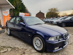 1996 BMW 328i Sport + FSH + MONTREAL BLUE + SUNROOF For Sale