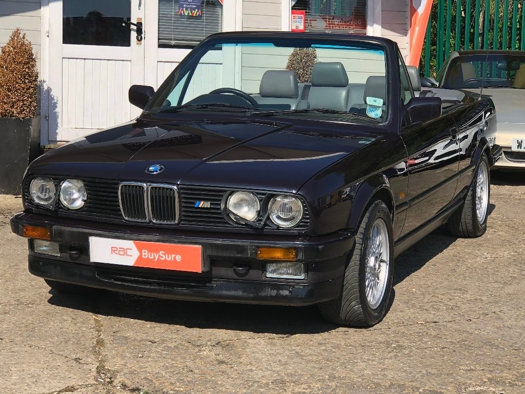 1989 BMW 325i motorsport  + great history  + hardtop For Sale (picture 1 of 5)