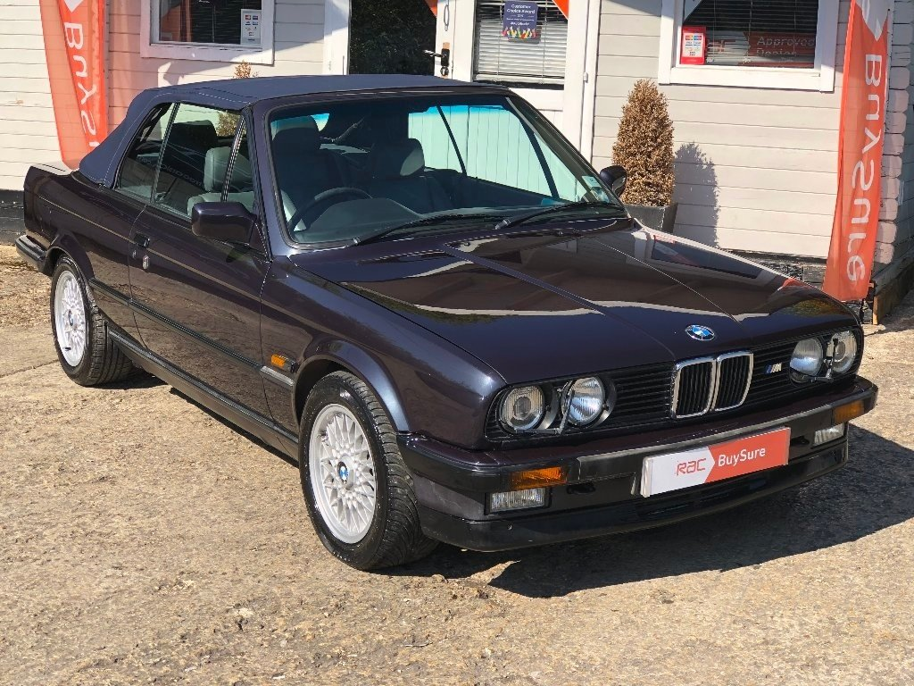 1989 BMW 325i motorsport  + great history  + hardtop For Sale (picture 3 of 5)