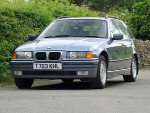 1999 BMW 318i SE Touring For Sale by Auction