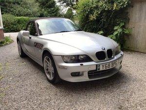 2001 BMW Z3 3.0 AC Schnitzer For Sale by Auction