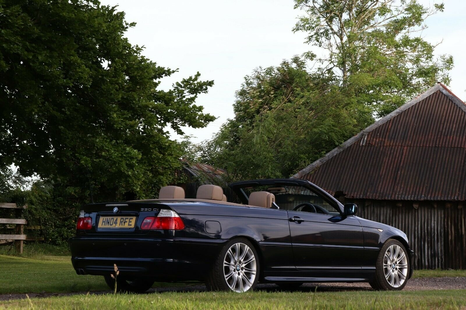 2004 BMW 330Ci M Sport Convertible For Sale (picture 1 of 6)