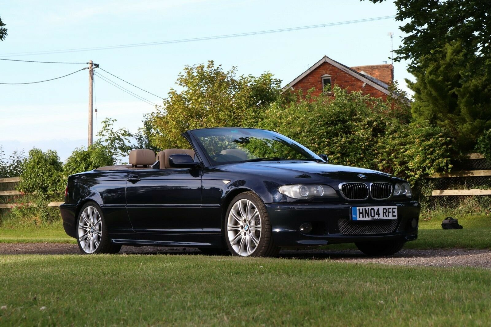 2004 BMW 330Ci M Sport Convertible For Sale (picture 2 of 6)