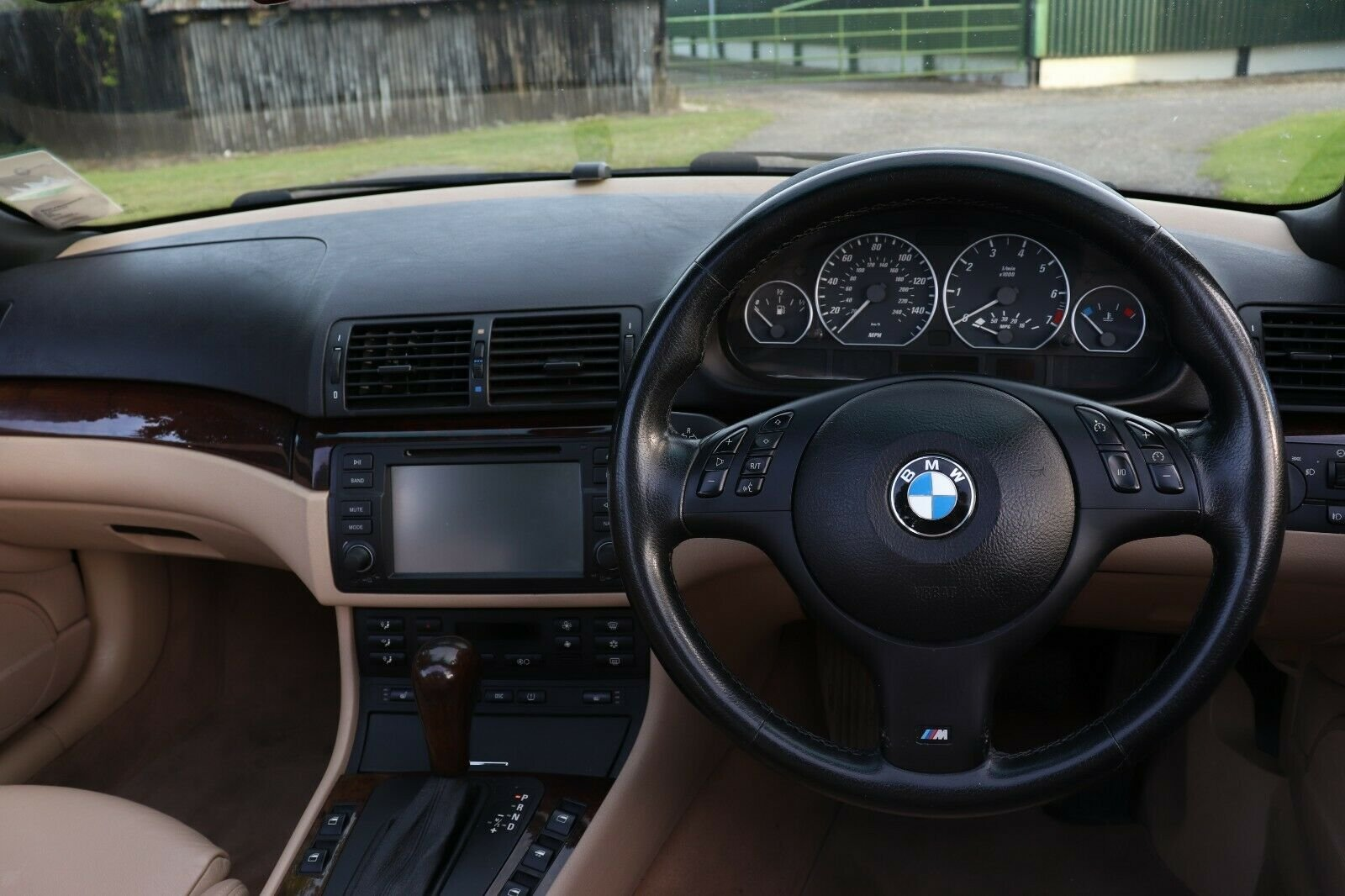2004 BMW 330Ci M Sport Convertible For Sale (picture 4 of 6)
