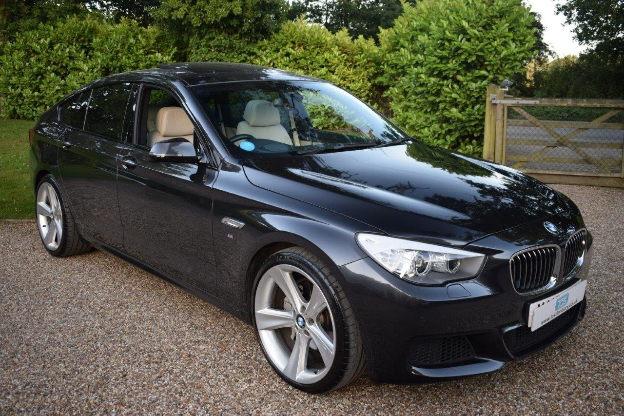 2015 BMW 535d M Sport GT Hatchback 8-Speed Automatic SOLD (picture 1 of 6)