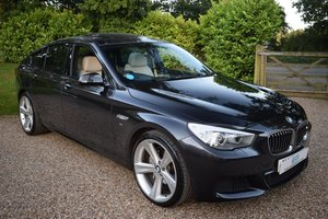 2015 BMW 535d M Sport GT Hatchback 8-Speed Automatic SOLD