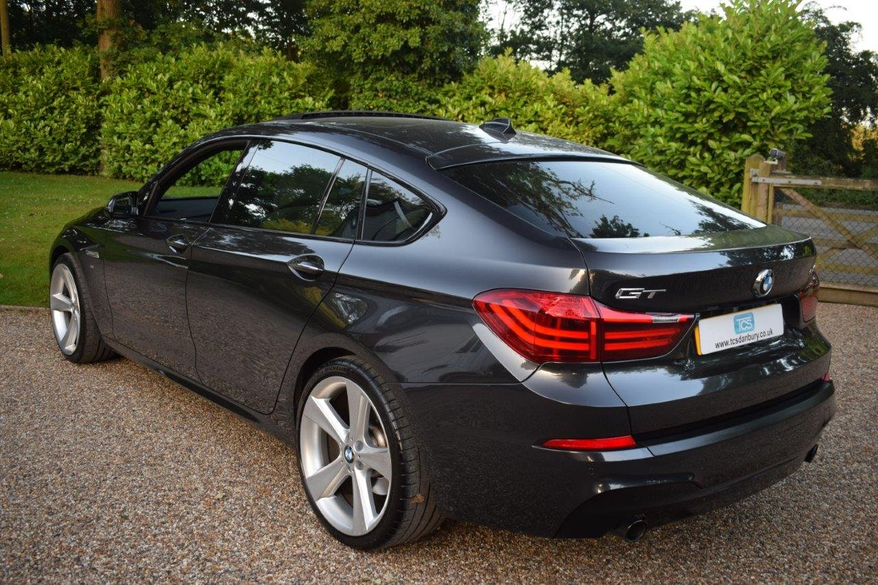 2015 BMW 535d M Sport GT Hatchback 8-Speed Automatic SOLD (picture 2 of 6)