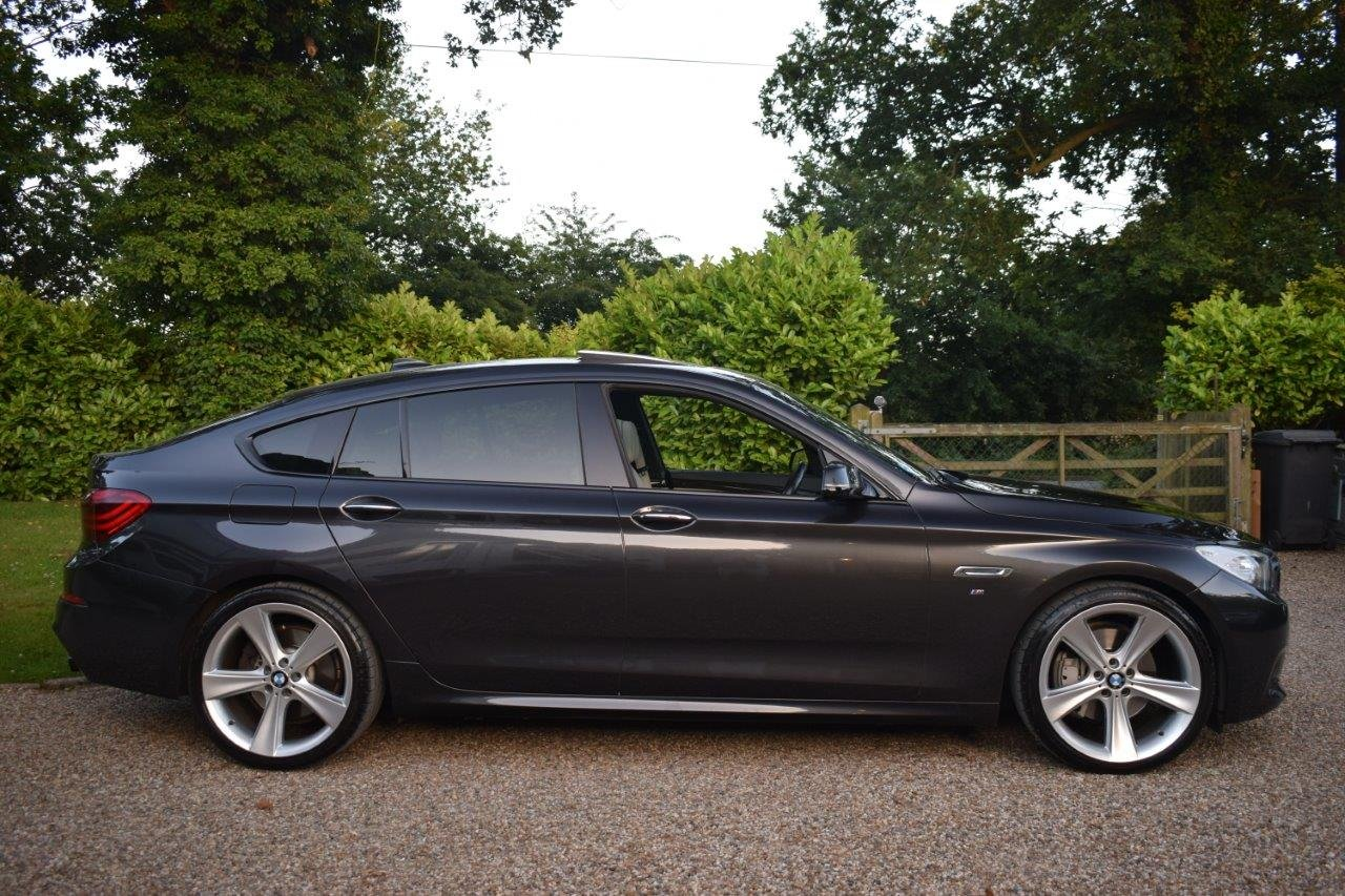 2015 BMW 535d M Sport GT Hatchback 8-Speed Automatic SOLD (picture 3 of 6)
