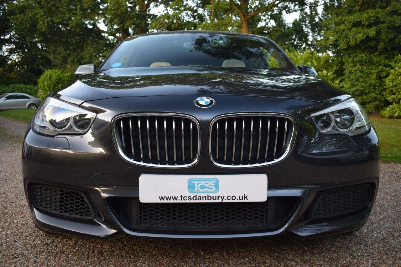 2015 BMW 535d M Sport GT Hatchback 8-Speed Automatic SOLD (picture 4 of 6)
