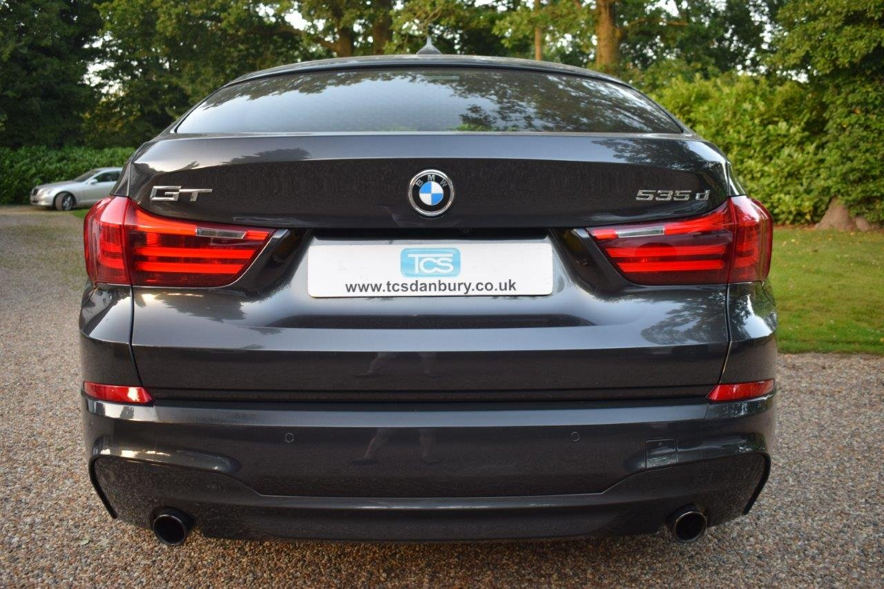 2015 BMW 535d M Sport GT Hatchback 8-Speed Automatic SOLD (picture 5 of 6)