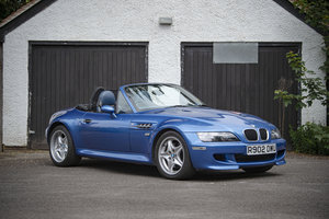 1998 BMW Z3M Roadster - 2 Owner/37k miles - on The Market For Sale by Auction