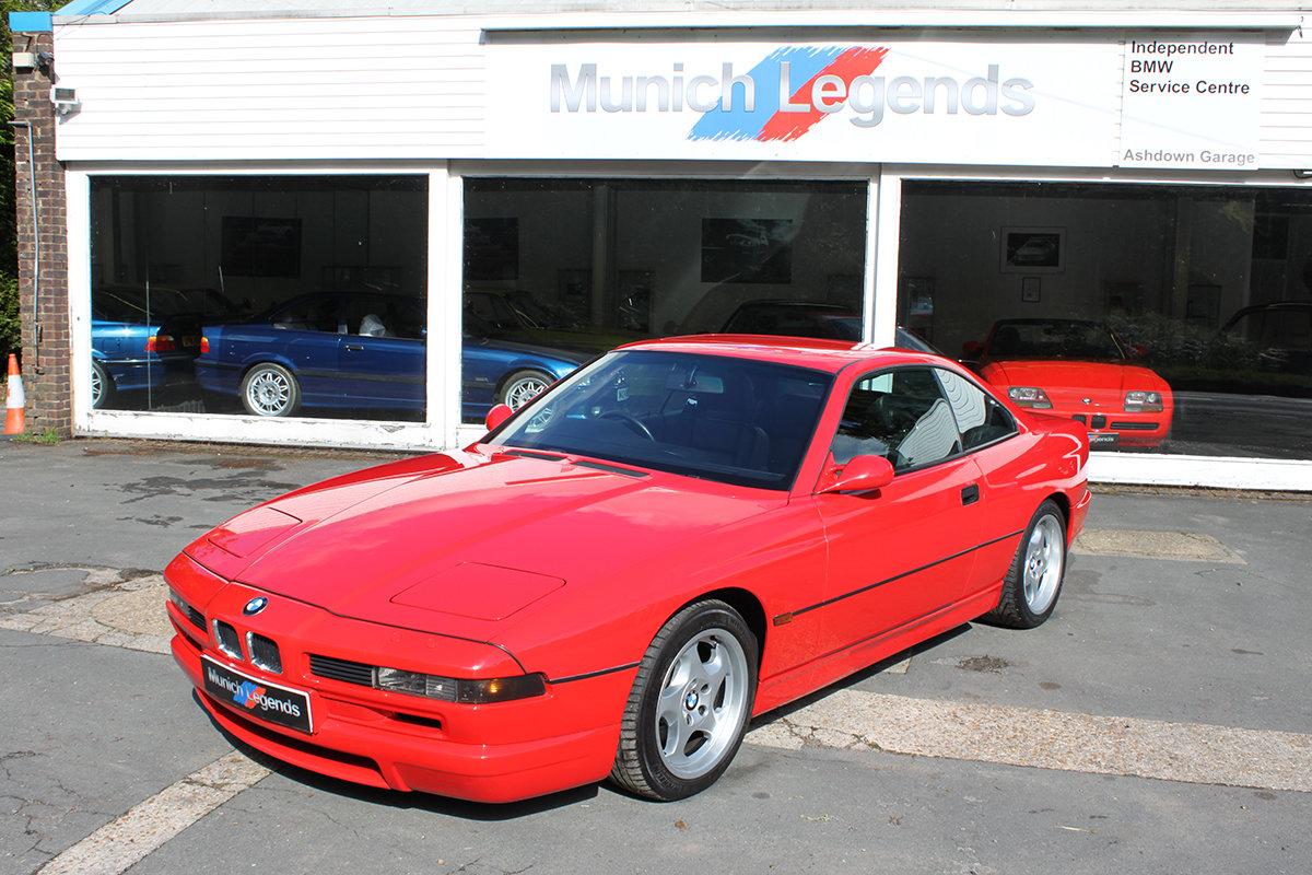 1997 BMW E31 840Ci Sport For Sale (picture 1 of 6)