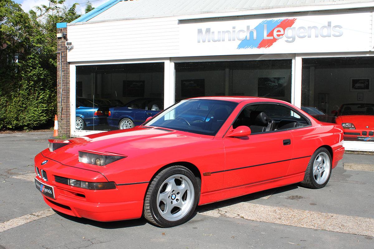 1997 BMW E31 840Ci Sport For Sale (picture 2 of 6)