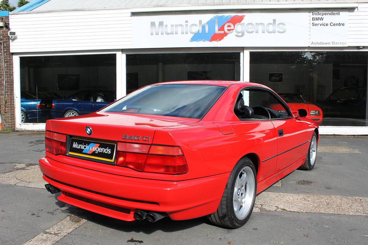 1997 BMW E31 840Ci Sport For Sale (picture 6 of 6)