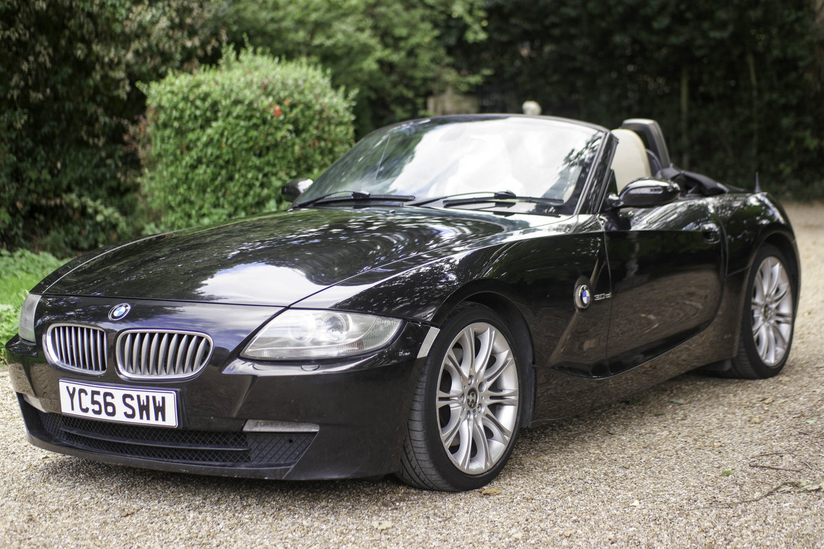 2006 BMW Z4 3.0si sport individual roadster, 1 of 4 For Sale (picture 3 of 6)