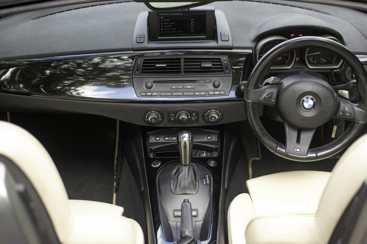 2006 BMW Z4 3.0si sport individual roadster, 1 of 4 For Sale (picture 4 of 6)