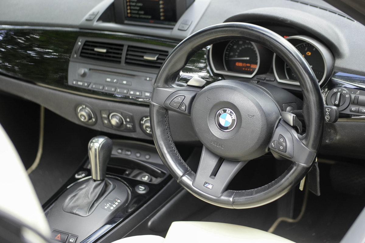 2006 BMW Z4 3.0si sport individual roadster, 1 of 4 For Sale (picture 5 of 6)