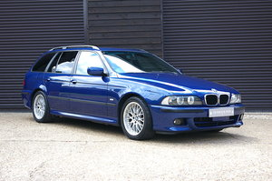 2002 BMW E39 525i M-Sport Touring Automatic (54,436 miles)  For Sale