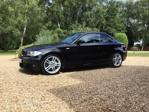 BMW 125 M Sport Coupe Automatic 2009/58 SOLD