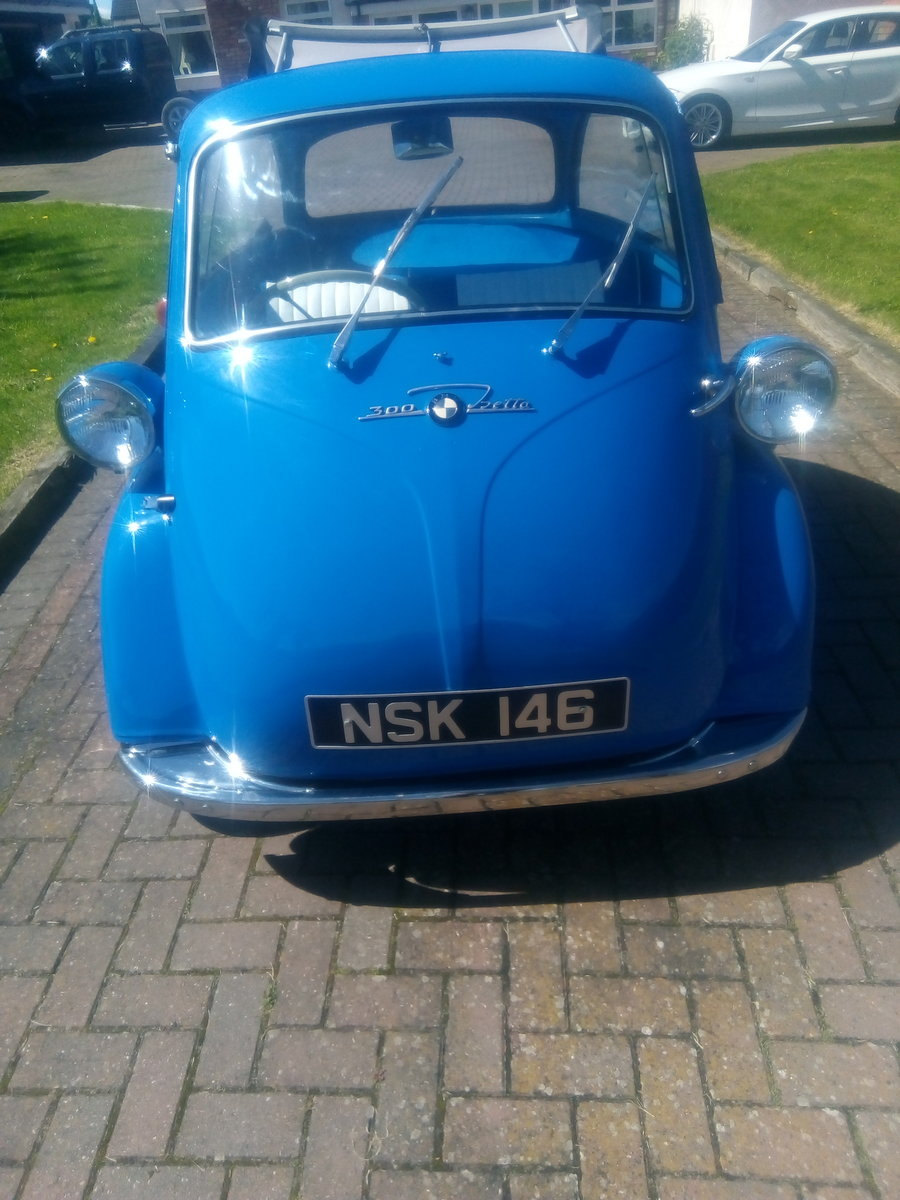 1961 r.h.d isetta 300 bubble car For Sale (picture 2 of 6)