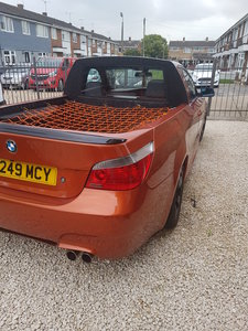 2018 BMW Converted to Pickup Truck E60 520I Petrol