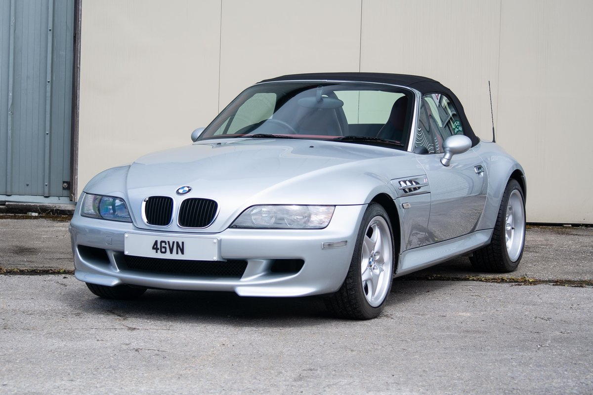 1999 BMW Z3M Roadster (E367) SOLD by Auction (picture 1 of 6)