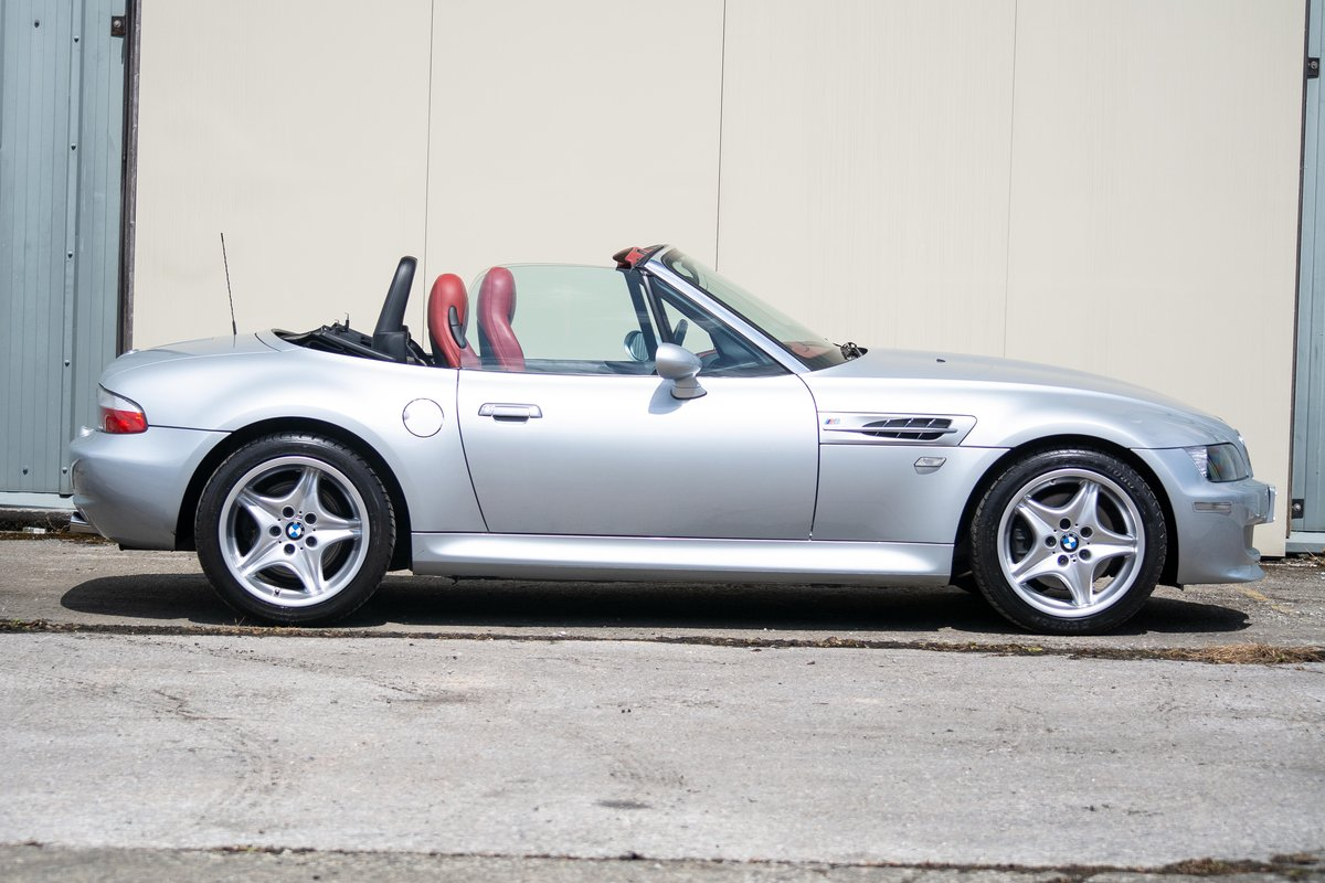 1999 BMW Z3M Roadster (E367) SOLD by Auction (picture 3 of 6)